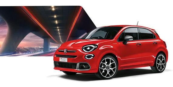 Sportif SUV Fiat 5ooX Sport