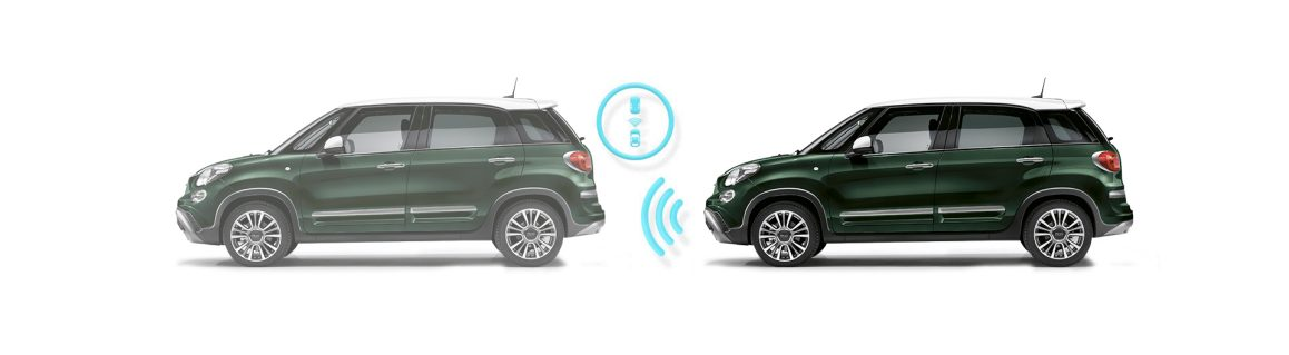 500L Cross  sicurezza Autonomous City Brake