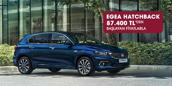Egea Hatchback Konforuna Sahip Olmak Herkesin Hakkı