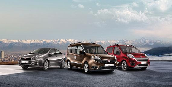Fiat sahiplerine özel setler Fiat Yetkili Servisleri'nde sizi bekliyor!