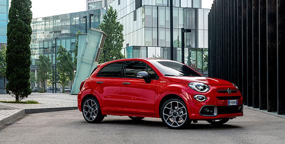 2020 Model Fiat 500X araçlarda 25.000 TL'ye varan fırsatlar