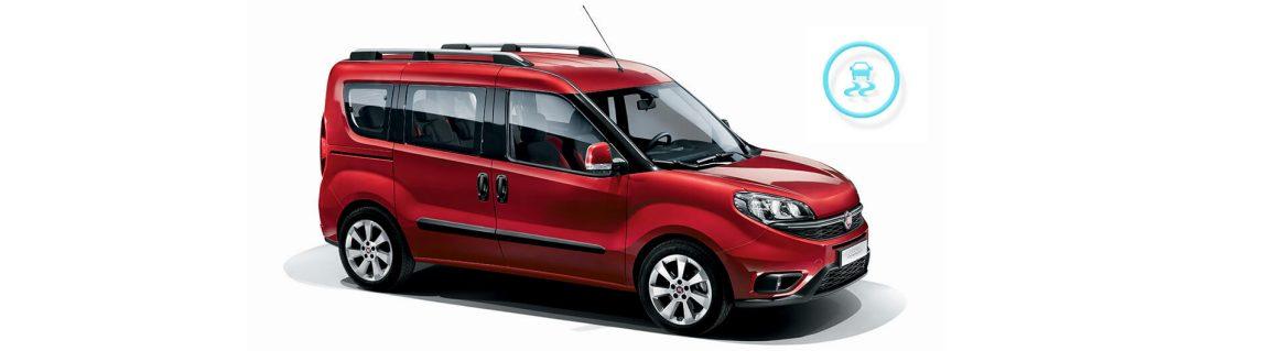 Fiat Doblò auto ESC safety
