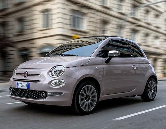 Fiat 500 edizione limitata