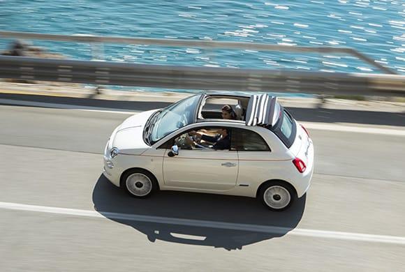 Cruscotto Fiat 500C
