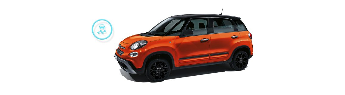 500L City Cross Hill Holder