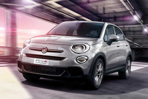 Fiat 500X Off Road Look anteriore