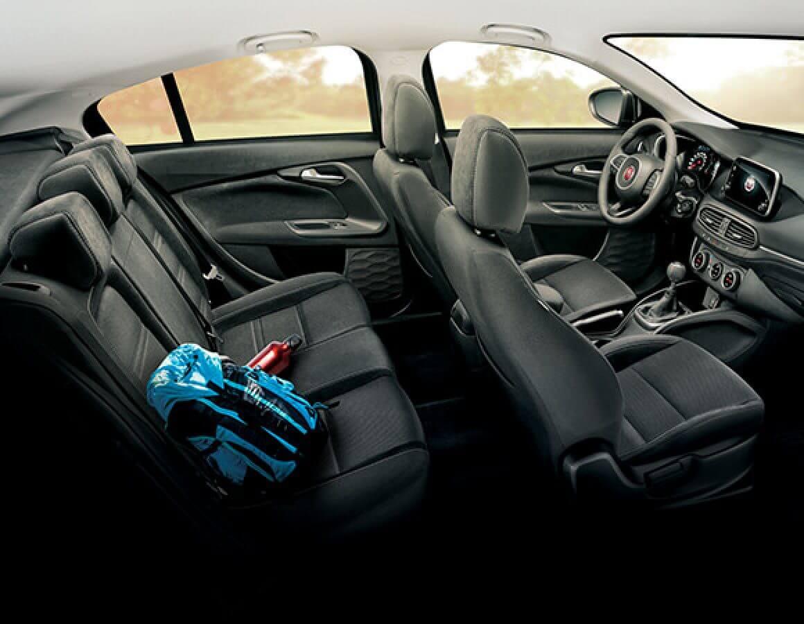 Interni Fiat Tipo 5Porte Hatchback