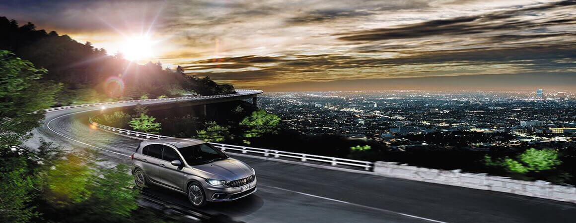 Panorama con Fiat Tipo 5Porte Hatchback