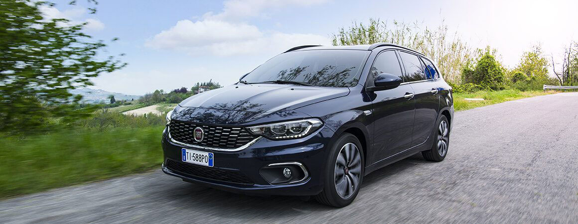 Fiat Tipo Station Wagon frontale