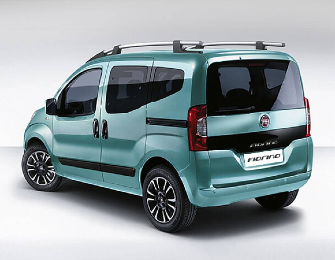 Fiat Qubo posteriore