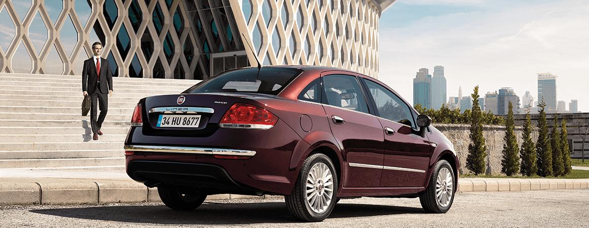 Fiat Linea – Şehrin otomobili